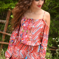 TIME WITH YOU ROMPER