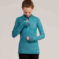 Summit Sprinter Zip Pullover | ivivva