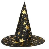 Halloween Costumes Witch Hat Caps Halloween Party Hat Halloween for Adult Witch Party Decoration Supplies -46