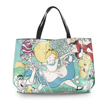 Disney Loungefly Alice & Queen of Hearts Tote