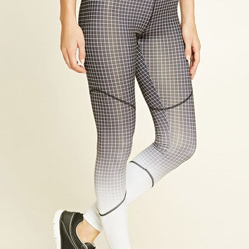 Active Geo Pattern Leggings
