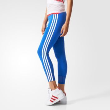 adidas Originals Women's LA Colorblock 3-Stripes Leggings | DICK'S Sporting Goods