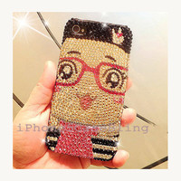 iPhone 5 Case, iPhone 4 Case, iPhone 4s Case, bling iphone 4 case, iphone 5 bling case, Cute iphone 5 case, Cute iphone 4 case, iphone 5