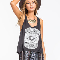 BILLABONG Days Away Womens Hi Low Tank | Graphic Tees & Tanks