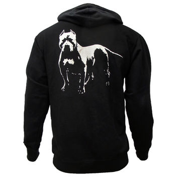 Villalobos Rescue Center Rhino Zip-up Hoodie