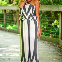 Float On Maxi, Grey