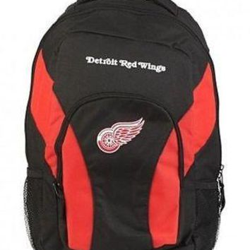 "Detroit Red Wings NHL Concept One ""Draft Day"" Backpack"