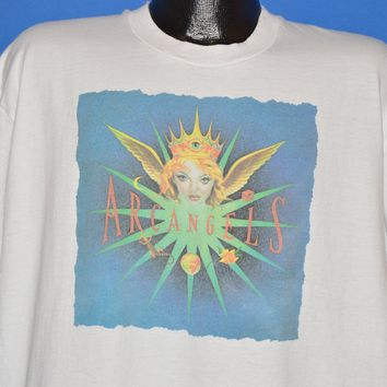 90s Arc Angels 1992 Debut Album t-shirt Extra Large
