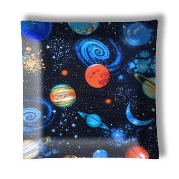 Spaced Out Outer Space Ceiling Light Lamp