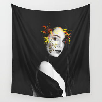Septemeber Wall Tapestry by J.Lauren