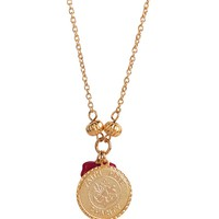 Bee Charming Jewelry Hope Faith Charity Token Necklace