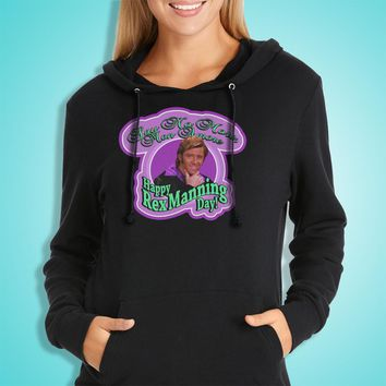 Empire Records Happy Rex Manning Day Women'S Hoodie