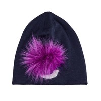 Fur detail wool-knit beanie hat | Fendi | MATCHESFASHION.COM US