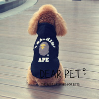 Hot Deal Summer Hats Hoodies Pet's Apparel [10779765703]