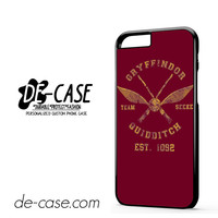 Gryffindor-Quidditch-Seeker For Iphone 6 Iphone 6S Iphone 6 Plus Iphone 6S Plus Case Phone Case Gift Present YO