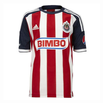 Chivas Guadalajara Jersey 2013 2014 Youth and Boys Sizes