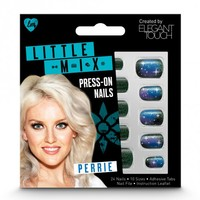Perrie Edwards Press On Nails | Little Mix | Elegant Touch