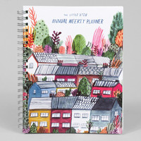 The Annual Weekly Planner: Volume 8
