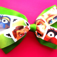 Muppets Most Wanted Hair Bow for Girls