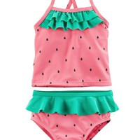 Carter's Strawberry Tankini