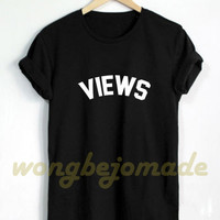 Drake Views Shirt - Views From The 6 Shirt Drake Shirt Drizzy Tshirt 6 god T-Shirt Unisex Size Tshirt