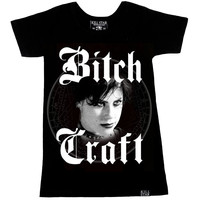Bitch Craft Womens T-Shirt [B]