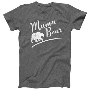 Mother's Day Mama Bear T-Shirt