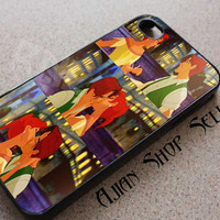 Anastasia Anya Hard Plastic and Rubber case for iPhone 4/4S iPhone 5/5S Samsung S3/S4