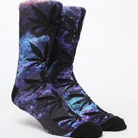 HUF Outdoors Digi Plantlife Crew Socks at PacSun.com