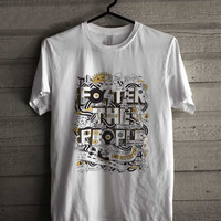 Foster The People 242 Shirt For Man And Woman / Tshirt / Custom Shirt
