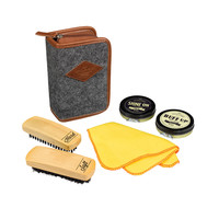 Shoe Shine Kit design by Wild & Wolf
