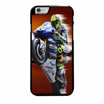 valentino rossi standing iphone 6 plus 6s plus 4 4s 5 5s 5c 6 6s cases
