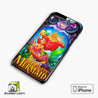 Ariel The Little Mermaid 2 iPhone 6 plus Case Cover by Avallen