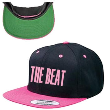 THE BEAT BEYONCE SNAPBACK TEMPLATE