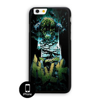The Incredible Hulk R1 iPhone 6 Case