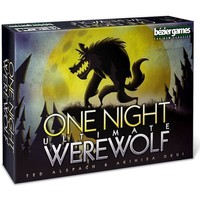 One Night Ultimate Werewolf - Tabletop Haven
