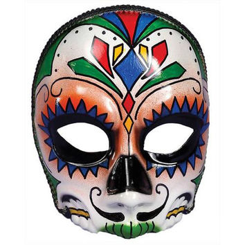 Costume Mask: Day of Dead Male Mask