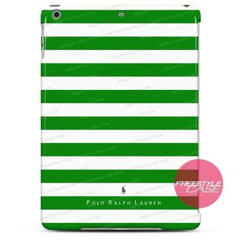 Ralph Lauren Polo Green iPad Case 2, 3, 4, Air, Mini Cover