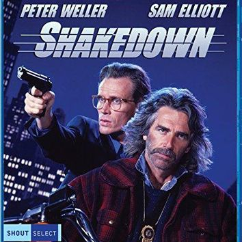 Sam Elliott & Peter Weller & James Glickenhaus-Shakedown