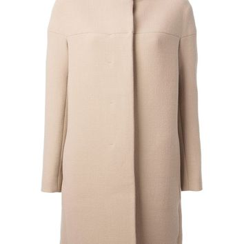 Chloé funnel neck coat
