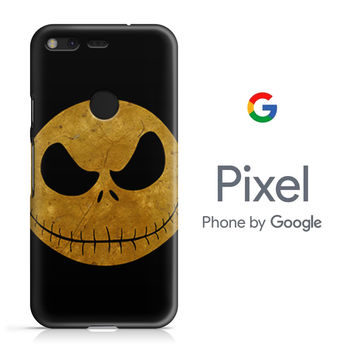 The Nightmare Before Christmas Jack Google Pixel Phone 3D Case