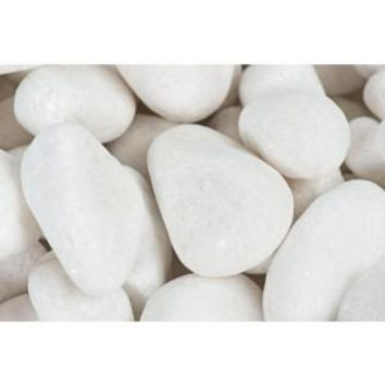 Rain Forest 3 in. to 5 in., 30 lb. Large Egg Rock Caribbean Beach Pebbles-RFERL1 - The Home Depot