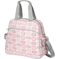 The Bumble Collection Brittany Diaper Backpack - Modern Floral
