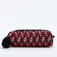 Arrow Tapestry Pencil Case - Urban Outfitters