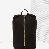 Aimee Kestenberg Destiny Neoprene/Leather Backpack