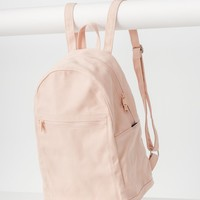 Zip Backpack - Shell