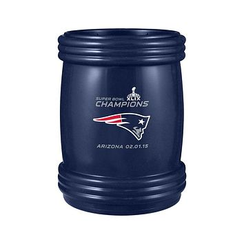New England Patriots - Logo Super Bowl 49 Champs Magna Can Cooler