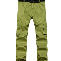Outdoors Waterproof Soft Pants [6581742023]
