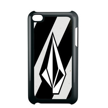 volcom zebra Ipod 4 Case