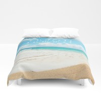 endless summer Duvet Cover by sylviacookphotography